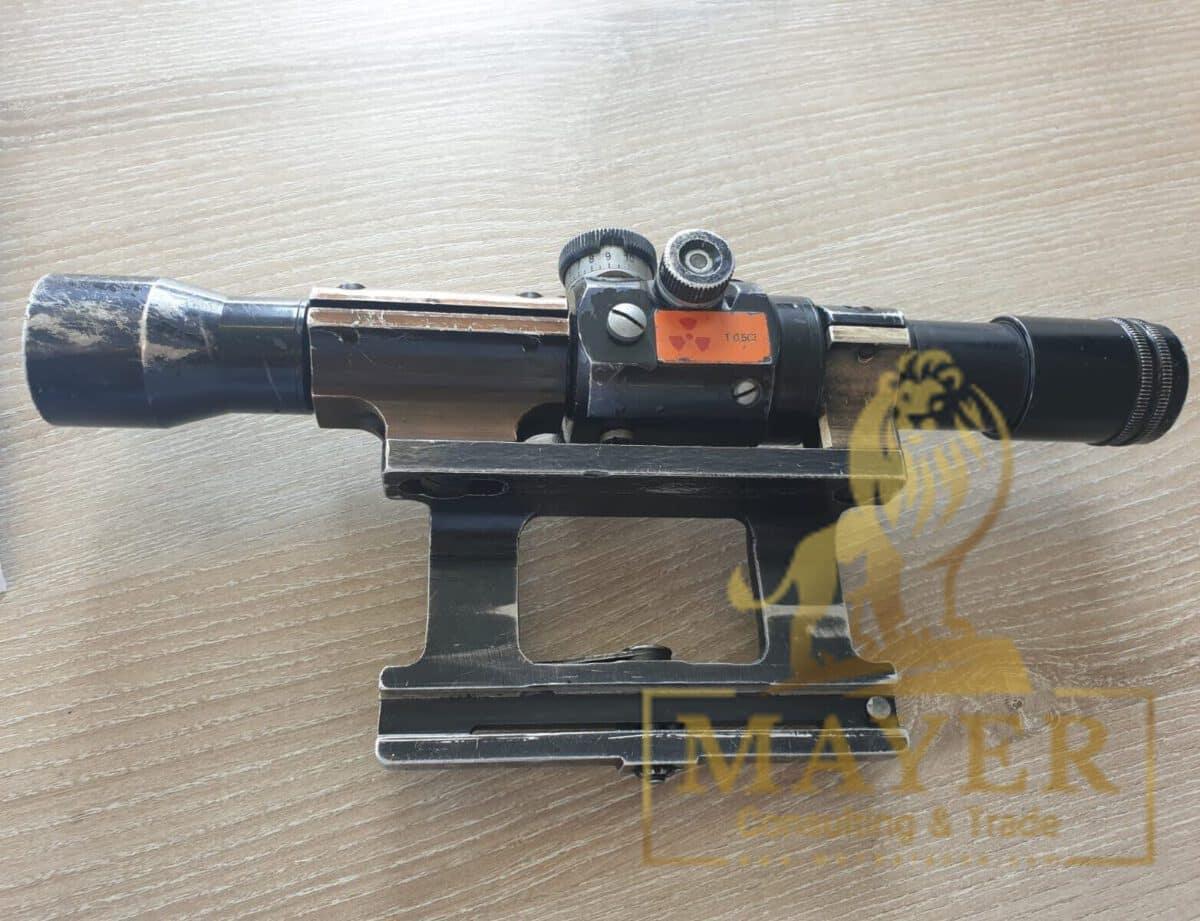 ZRAK M76 Rifle Scopes with Mounts