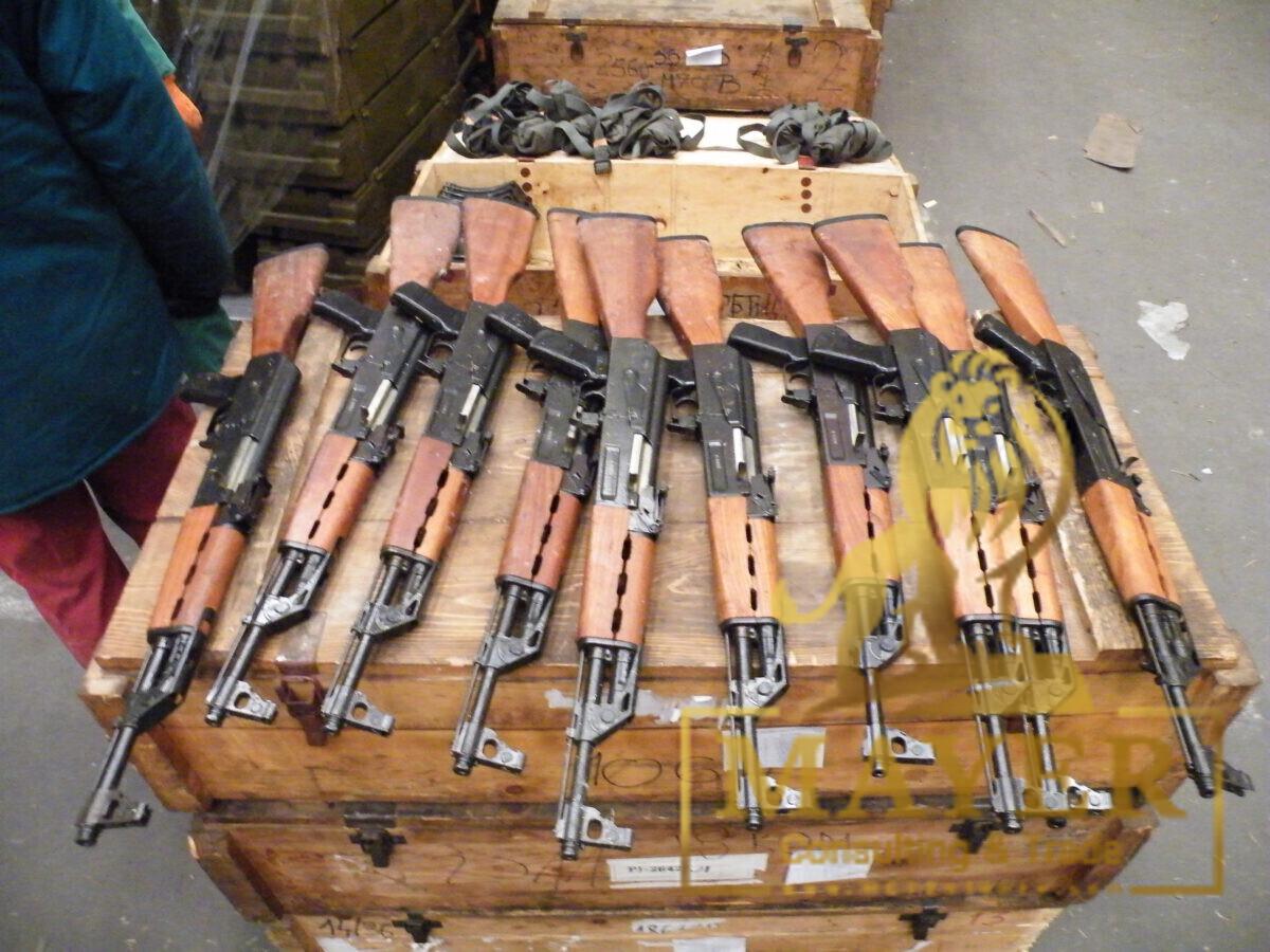 Yugoslavian Zastava M70 AK Rifles