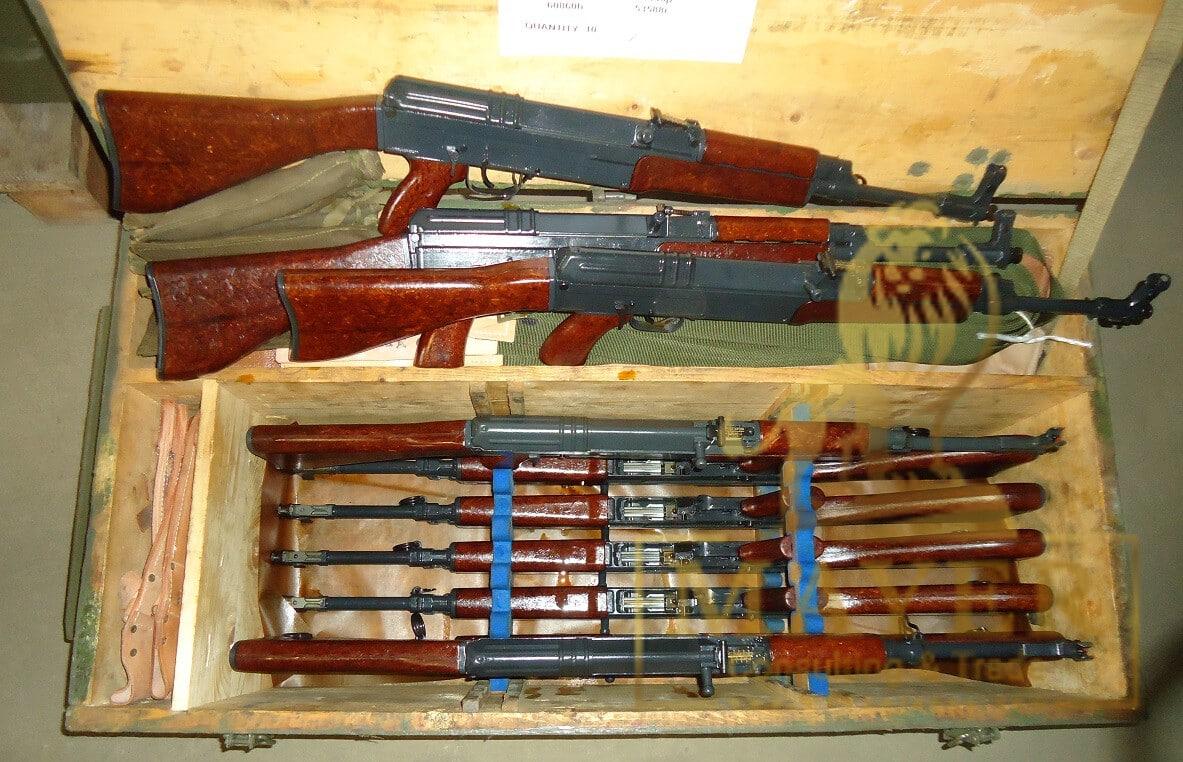 CZ VZ58 Assault Rifle with Kit