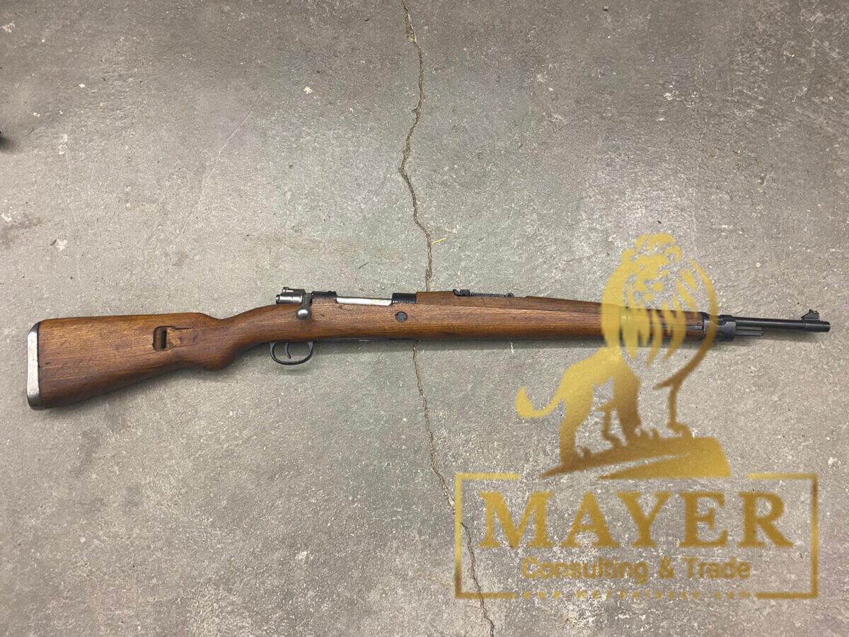 Yugoslavian German K98 Mauser Rifles for sale